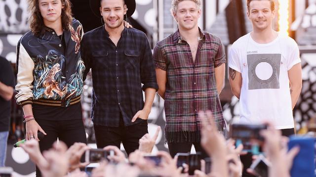 One Direction emotioneel tijdens voorlopig laatste optreden