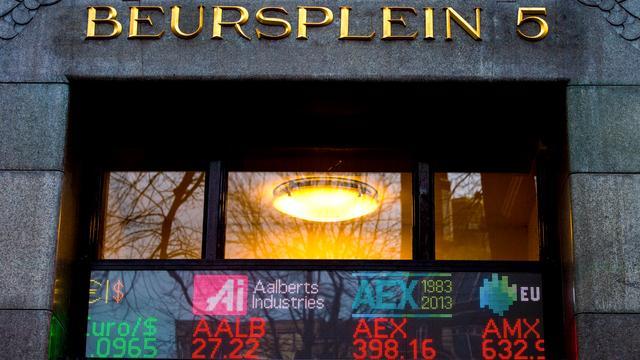 Kleine winsten op Europese beurzen