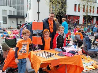 Oranje Comité bood weer gevarieerd programma