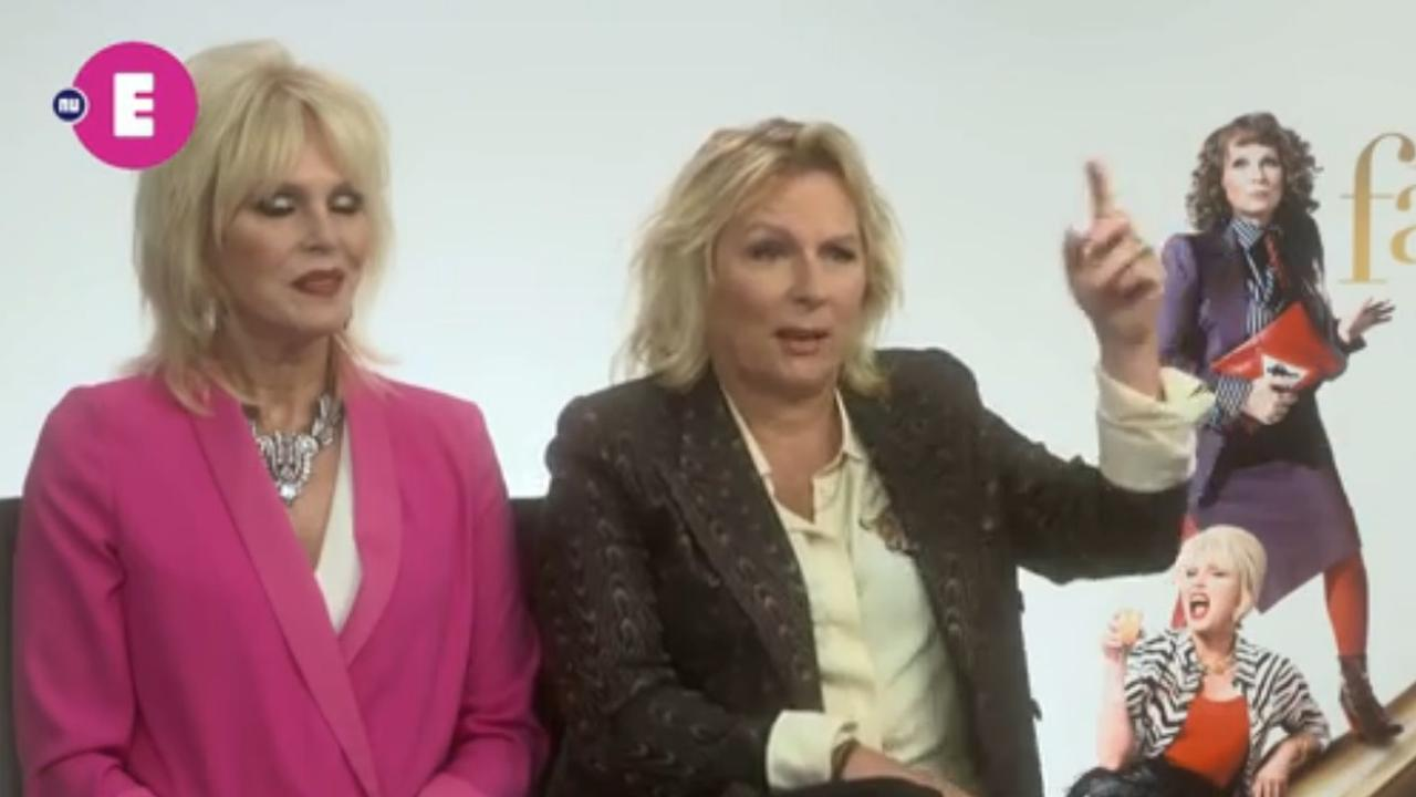 AbFab Filminterview