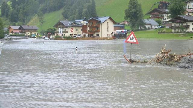 Doden door noodweer in Italië en Oostenrijk