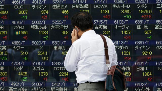Nikkei boekt opnieuw verlies
