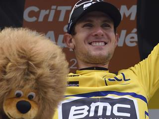 BMC-renner tankt vertrouwen in Criterium du Dauphiné