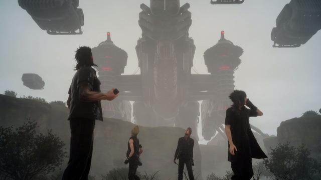 Final Fantasy XV verschijnt op 30 september