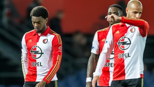 Zegereeks Feyenoord ten einde door remise tegen FC Groningen