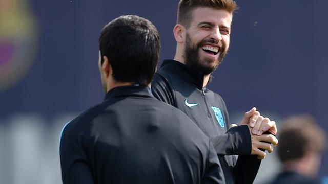 Piqué vindt Atletico Madrid sterker dan Real Madrid