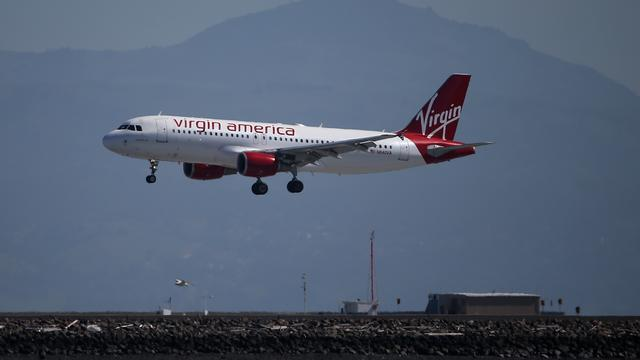 Alaska Air koopt Virgin America voor 4 miljard dollar