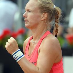 Bertens stelt dat ze in kwartfinale Rome voor het eerst vertrouwen had