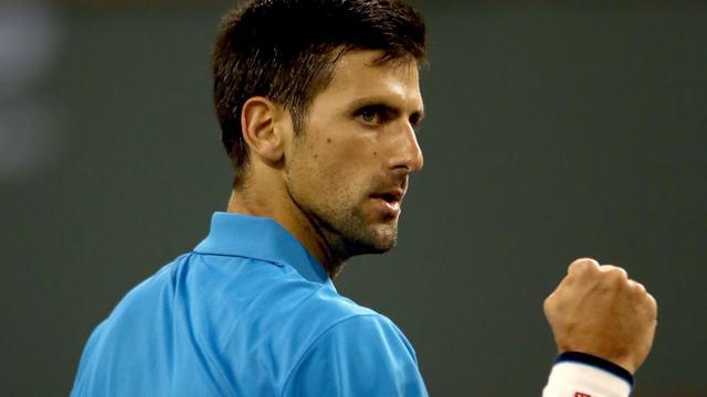 Djokovic bereikt laatste zestien Indian Wells, Williams naar kwartfinales