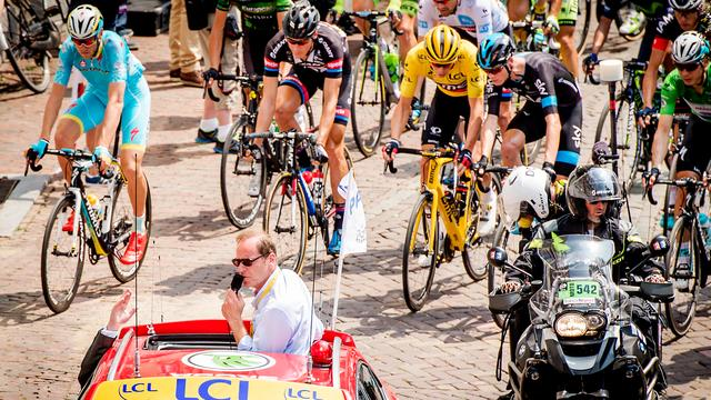 Utrecht gaat ook dit jaar groot Tourfeest houden