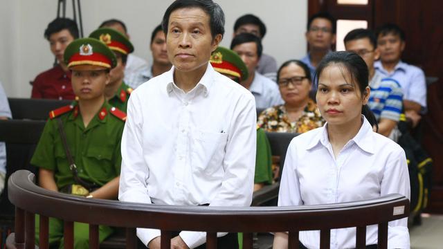 Prominente Vietnamese blogger krijgt vijf jaar cel