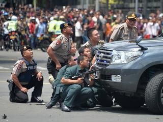 Indonesische president bestempelt aanslag als terroristische daad