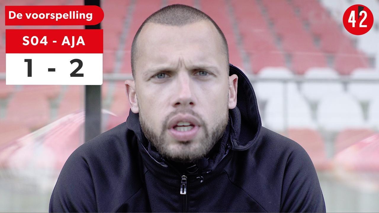 Vooruitblik: 'Jonge talenten helpen Ajax langs Schalke 04'