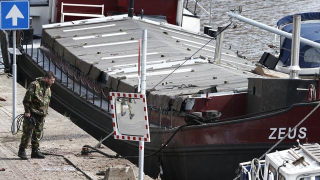 OM rondt onderzoek bomaanslag woonboot Wormer af