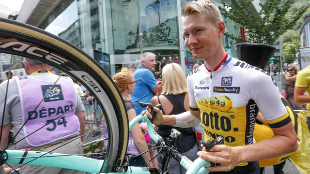 'Giant-Alpecin neemt Kelderman over van Lotto-Jumbo'