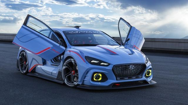Hyundai RN30 Concept onthuld
