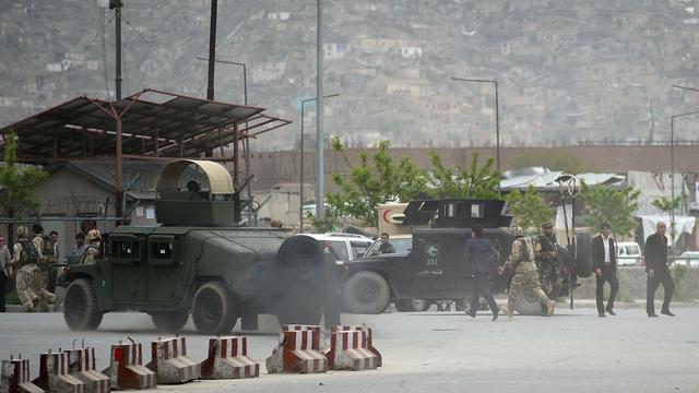 Tientallen doden en honderden gewonden na bomaanslag in Kabul