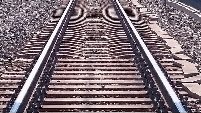 Geen treinen Ede door gat naast spoor door wegspoelend zand