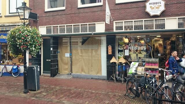 'Beste wijnwinkel van Utrecht' Rietveld Wines dicht
