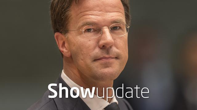 Show Update: De vrouw achter Mark Rutte