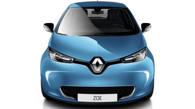 Grotere accu voor Renault Zoe