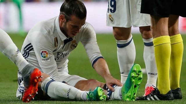 Nieuwe kuitblessure kost Bale waarschijnlijk halvefinaleduels CL