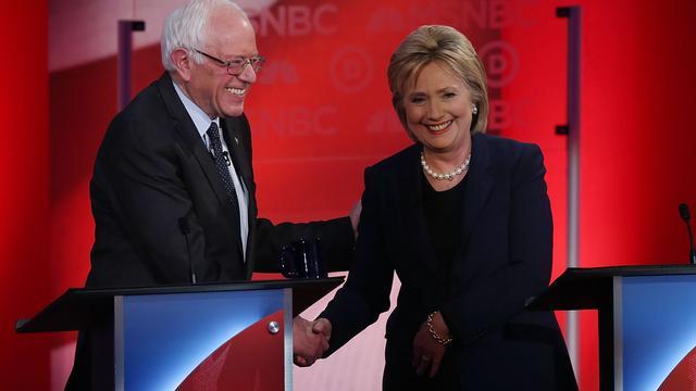 Stembussen New Hampshire geopend voor voorverkiezingen VS
