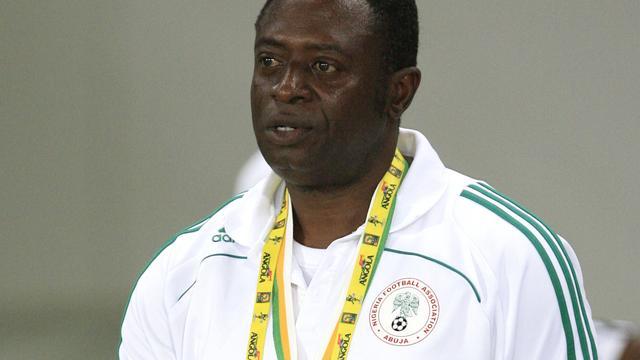 Opnieuw oud-bondscoach Nigeria overleden