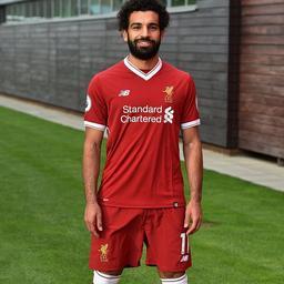 Salah duurste Afrikaanse speler ooit na transfer naar Liverpool