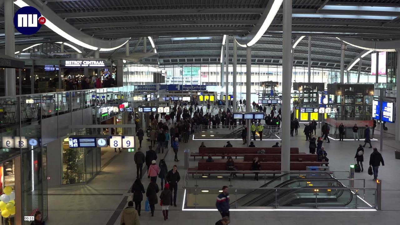 Dit is het nieuwe station Utrecht Centraal na jarenlange verbouwing