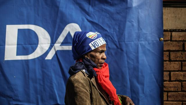 Regeringspartij ANC verliest burgemeesterspost Johannesburg