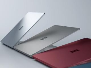 En waarom draait de Surface Laptop op het kleinere Windows?