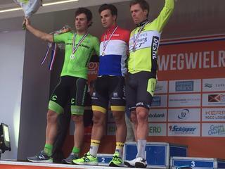 Lotto-Jumbo met Nederlands kampioen Groenewegen van start