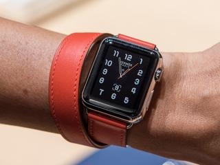Apple Watch combineert twee glaslagen in één laag