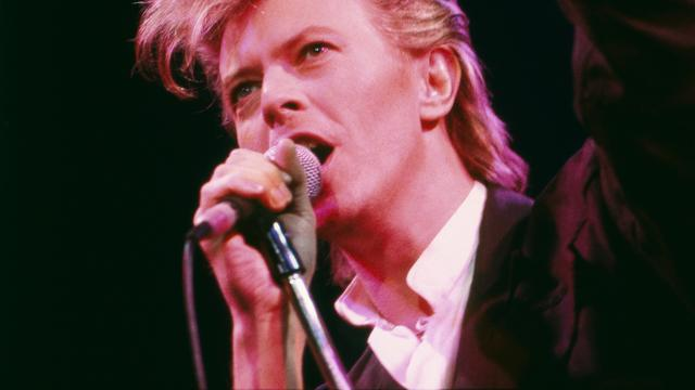 Bowie en Prince geëerd op festival Glastonbury
