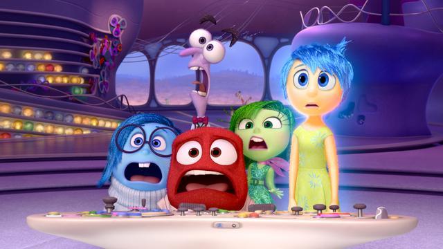 Disney aangeklaagd voor stelen plot van Inside Out
