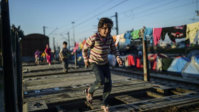 Vluchtelingenstroom via Griekenland slinkt volgens VN