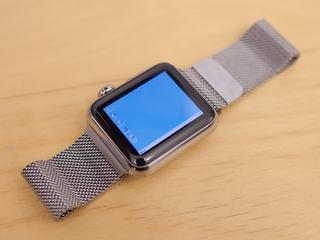 Opstarttijd van een uur op smartwatch