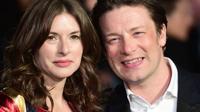 'Vrouw van Jamie Oliver in verwachting'