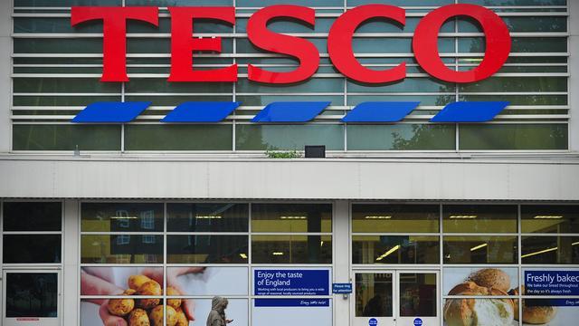 Supermarktconcern Tesco schikt voor 162 miljoen pond in boekhoudschandaal