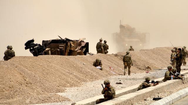 Trump stuurt weer Amerikaanse fronttroepen naar Afghanistan
