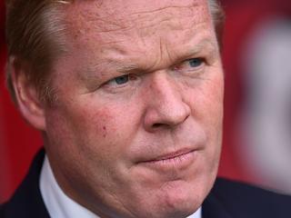 De aanvaller viel zondag uit tegen Manchester United