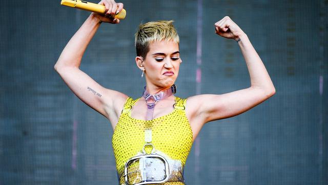 Nieuw album Katy Perry heet Witness