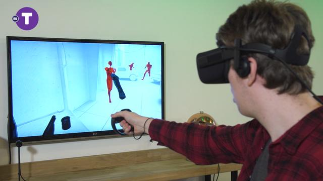 Review: Touch-controllers maken VR-bril Oculus Rift helemaal af