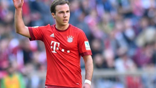 Bayern München zonder Götze in bekerfinale, FC Barcelona met Bravo