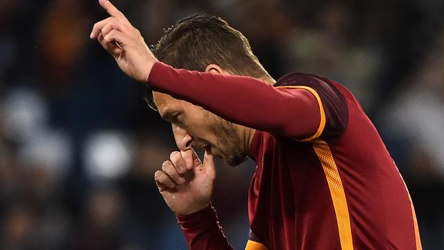 'Invalbeurt Totti was als een Hollywoodfilm'