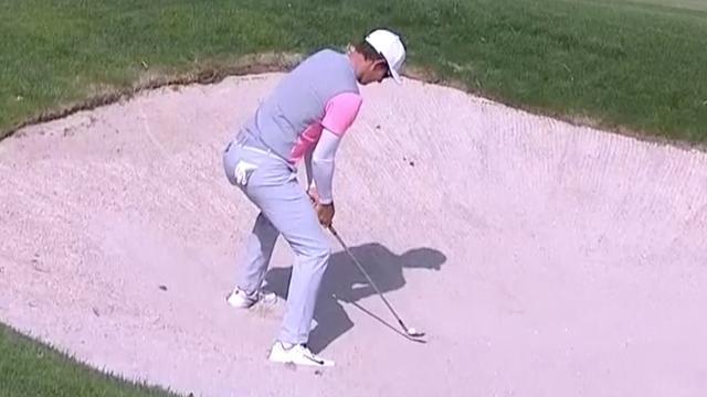 Hoogtepunten van derde ronde golftoernooi China Open