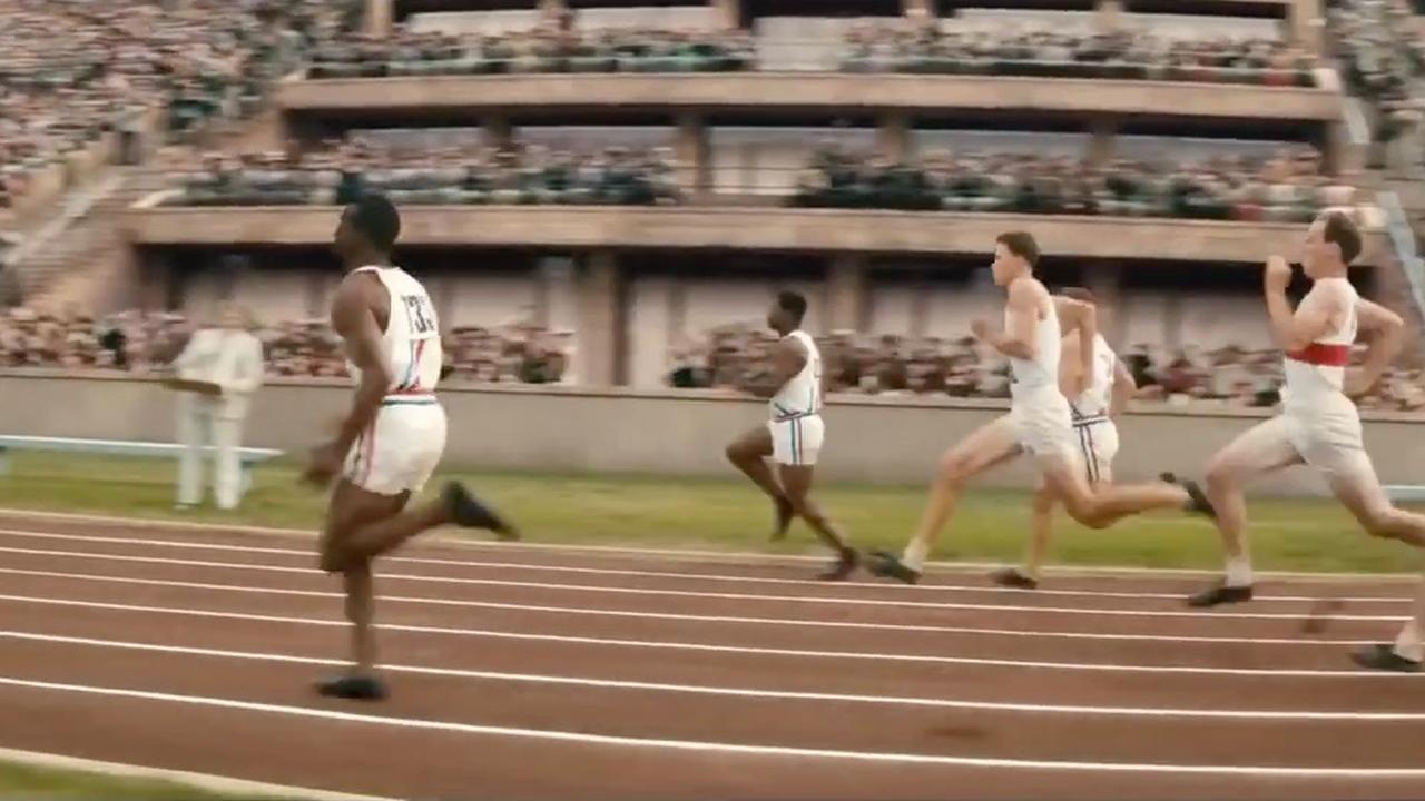 De trailer van Race