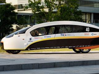 De auto kan tot duizend kilometer afleggen met een volle accu