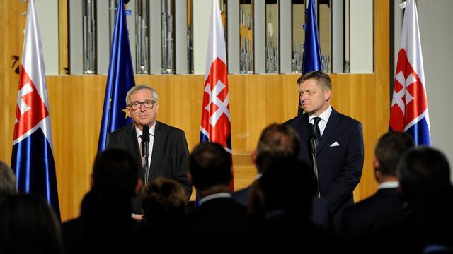 Slowakije neemt EU-voorzitterschap over van Nederland